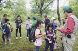 『森林・林業体験(6月)(1)』の画像