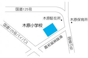 『投票所ー第1投票区』の画像