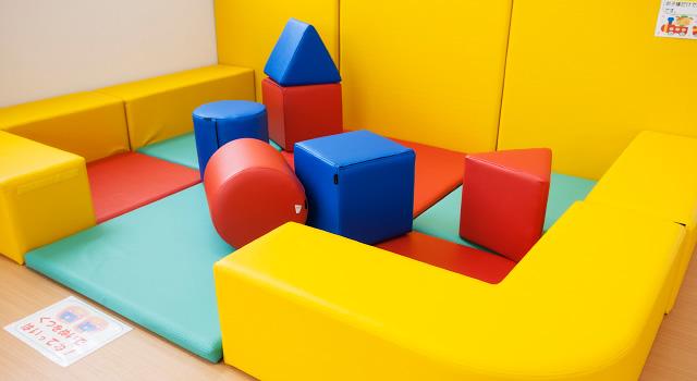 『子育て支援センターのお部屋紹介』の画像