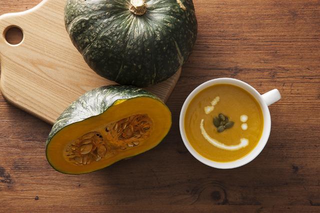 『美浦のおいしいかぼちゃスープ02』の画像