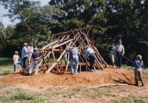『竪穴式住居1』の画像