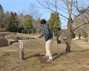 『光と風の丘公園(ディスクゴルフコース2)』の画像