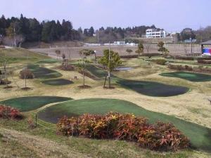 『光と風の丘公園(パターゴルフ2)』の画像