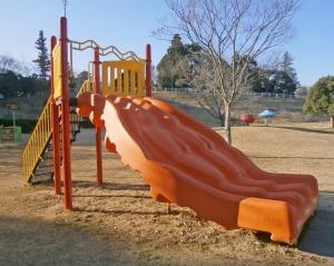『光と風の丘公園(フリッポスライダー)』の画像