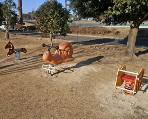 『光と風の丘公園(スプリング遊具)』の画像