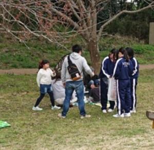 『木原城山まつりボランティア2』の画像