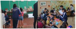 『子どもまつりボランティア』の画像