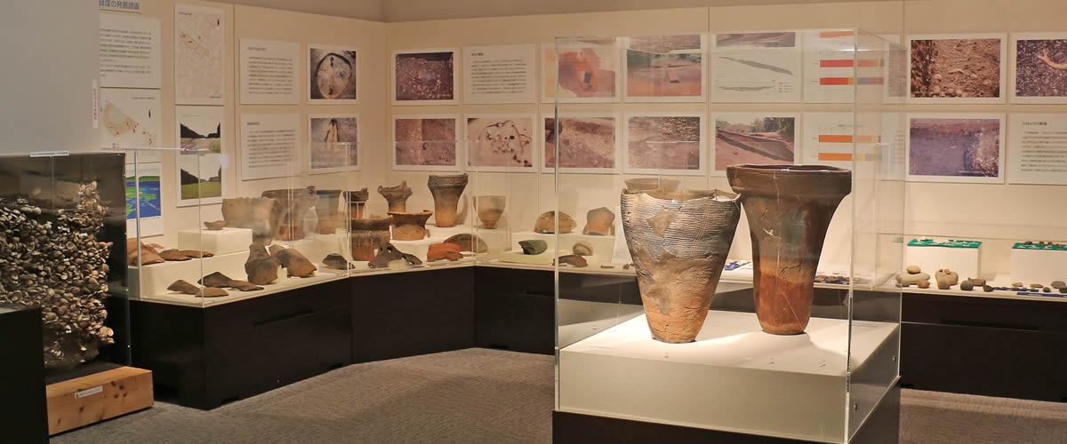 文化財展示